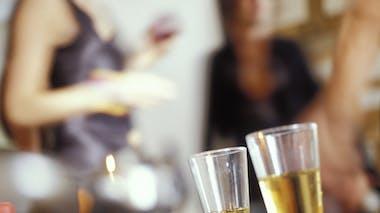 Attention à la consommation d'alcool