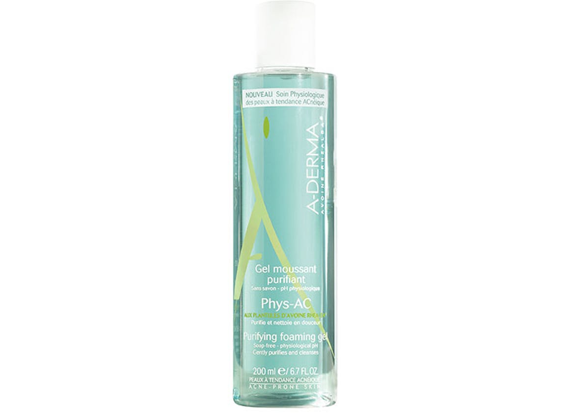 PHYSAC - Gel Moussant Purifiant - de A-DERMA