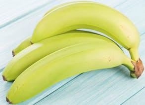 Je fais attention à la banane