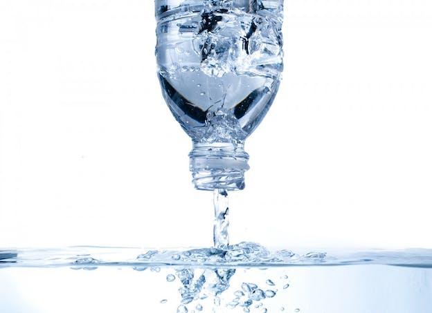 Je bois suffisamment d'eau