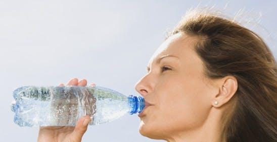 Ne quittez plus votre bouteille d'eau !