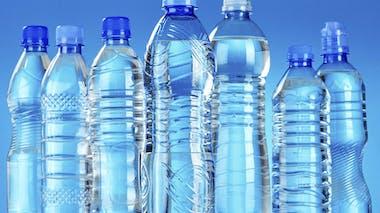 Je bois une eau riche en calcium