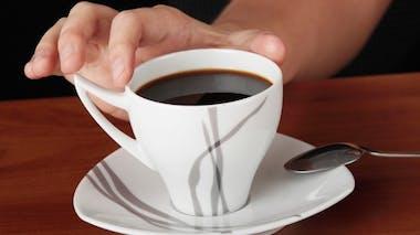 Je supprime le café au travail