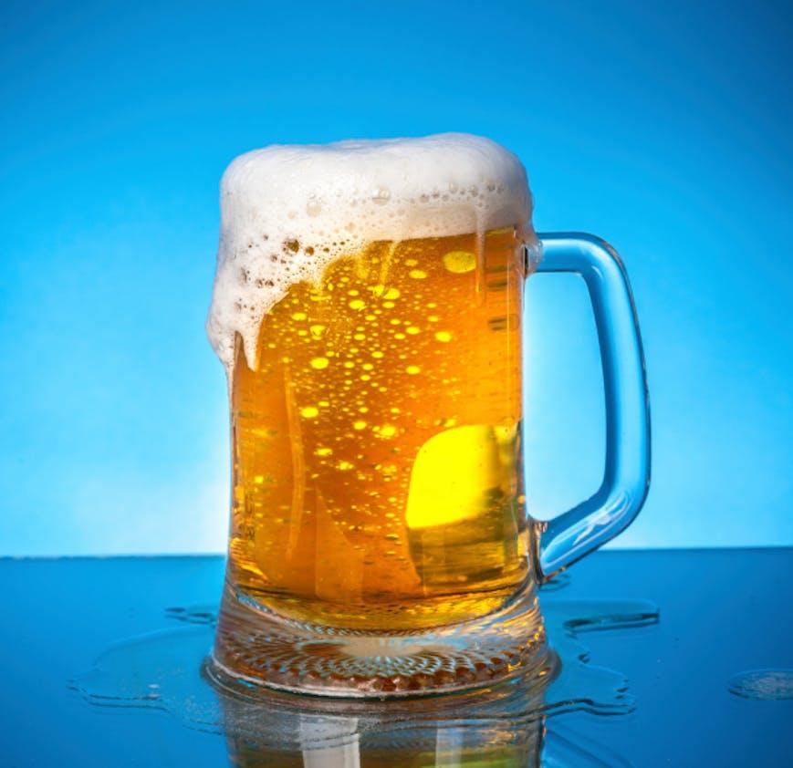 Je ne bois plus de bière !