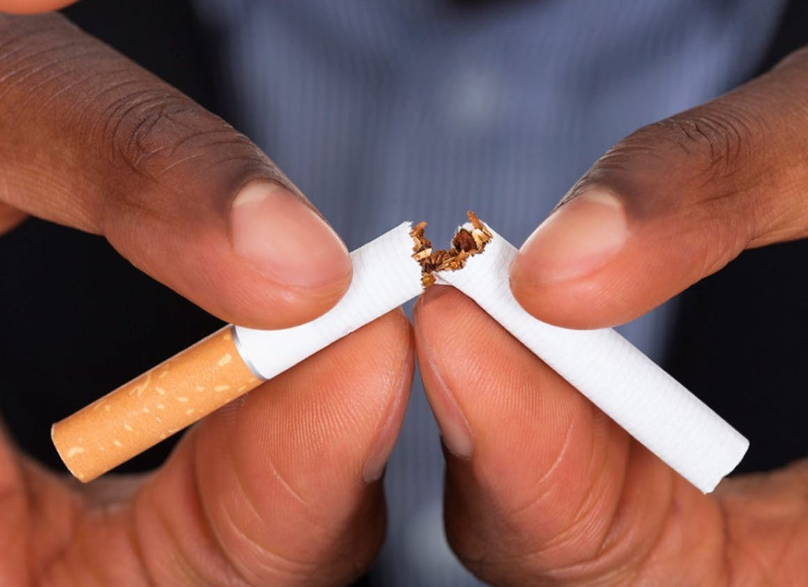Fumez moins le soir