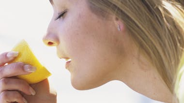 Buvez une citronnade chaque matin