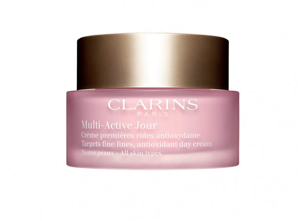 MULTI-ACTIVE JOUR Crème premières rides antioxydante CLARINS