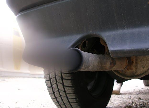 Le diesel classé cancérigène