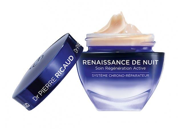 RENAISSANCE DE NUIT Soin Régénération Active Dr PIERRE RICAUD