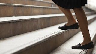 Monter et descendre les escaliers