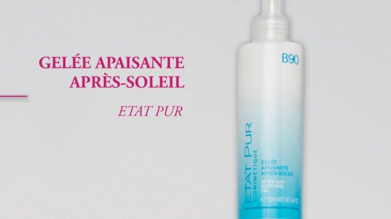 ETAT PUR, GELEE APAISANTE APRES-SOLEIL