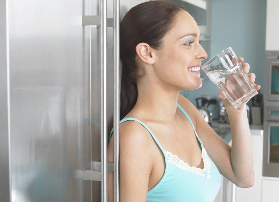 Je choisis une eau minérale calcique