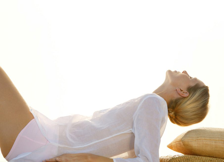 Des exercices de sophrologie au moment du coucher