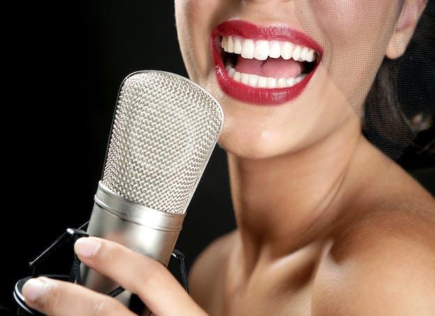 Le silence pour ménager ses cordes vocales