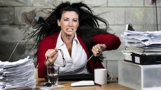6 motifs de stress au travail: quelles solutions?