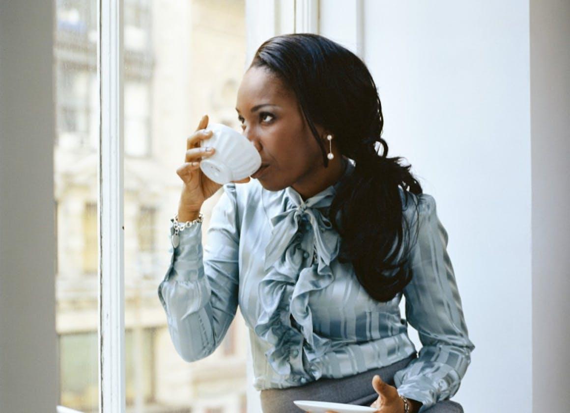 Préférez le thé et les tisanes au café