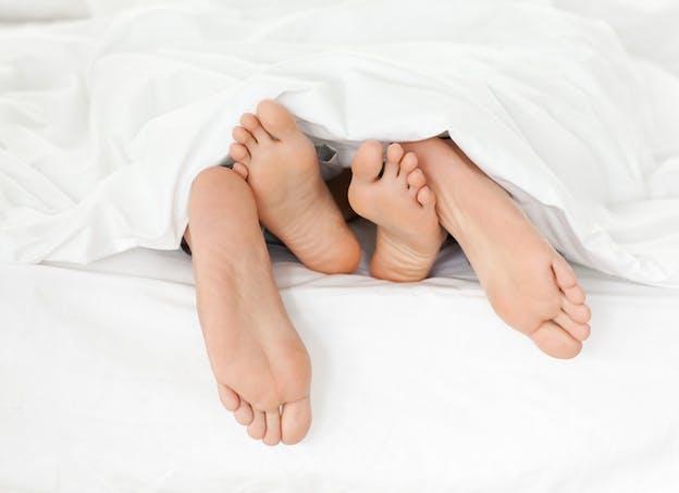 Réservez votre lit au sommeil et au sexe