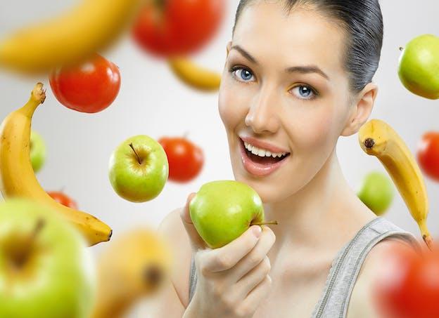 Je me limite à 2 fruits par jour