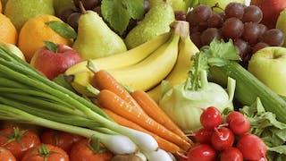 Faites le plein de fruits et légumes