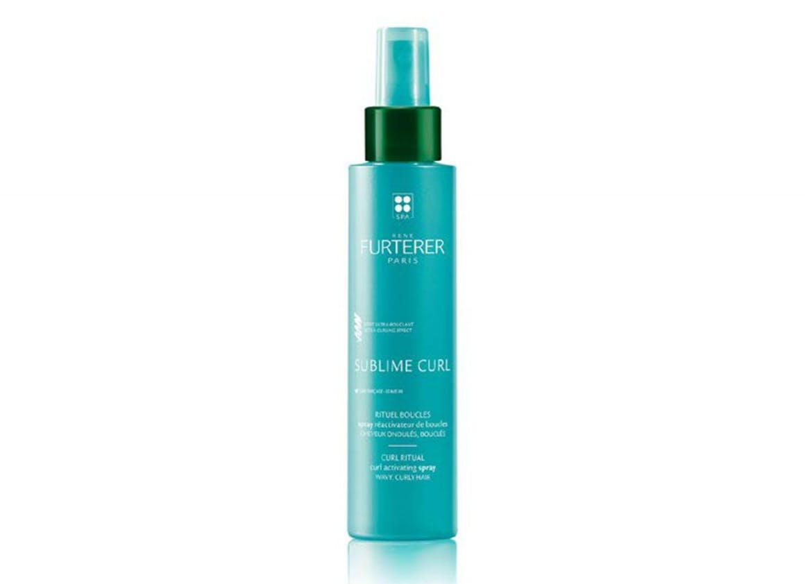 René Furterer Sublime Curl Spray réactivateur de boucles