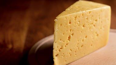 Je privilégie les fromages à pâte cuite