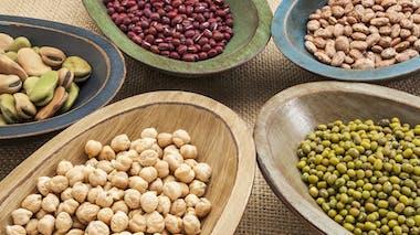 Consommez des céréales et/ou des légumineuses à chaque repas