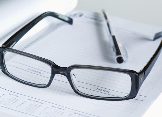 La paire de lunettes : à laver elle aussi