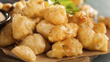 Évitez les aliments panés