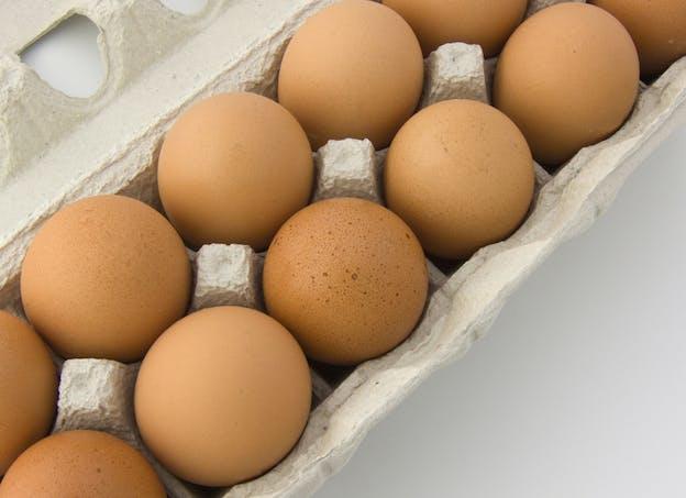 J'achète des œufs bios