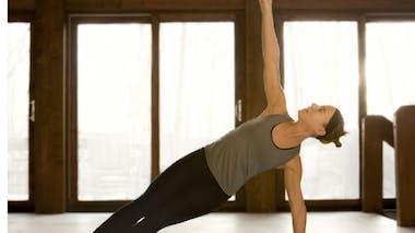 Renforcez vos muscles avec le Pilates
