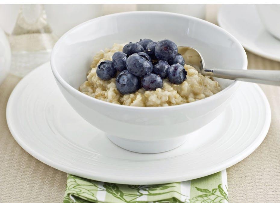 J'adopte le porridge
