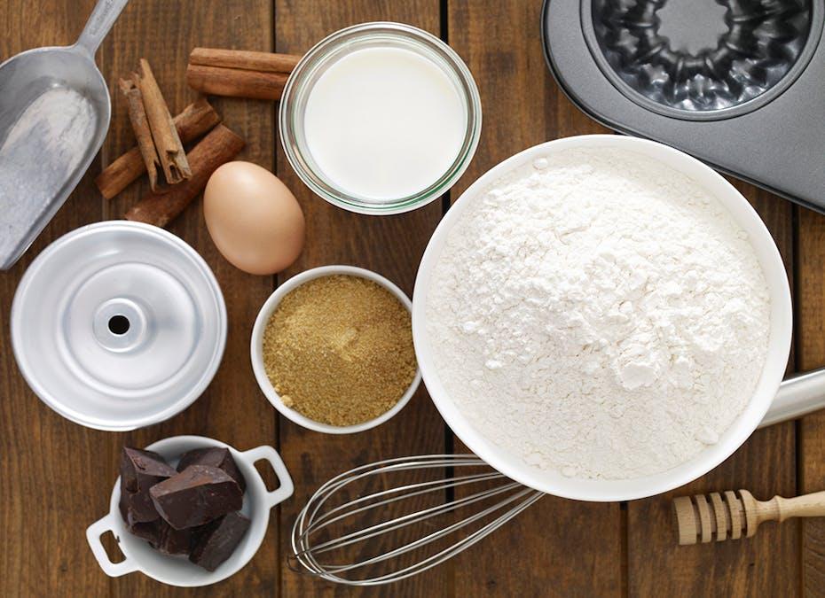 Je diminue le sucre indiqué dans les recettes