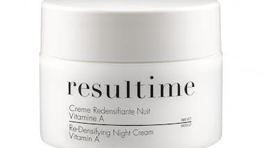 CRÈME REDENSIFIANTE NUIT Vitamine A RESULTIME