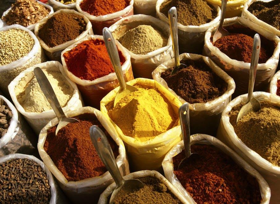 Troquer le sel contre des épices