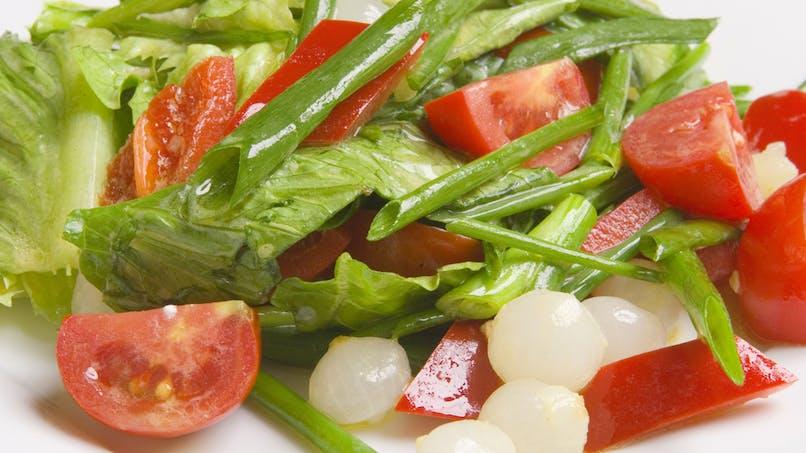Les dix façons de manger des fruits et des légumes