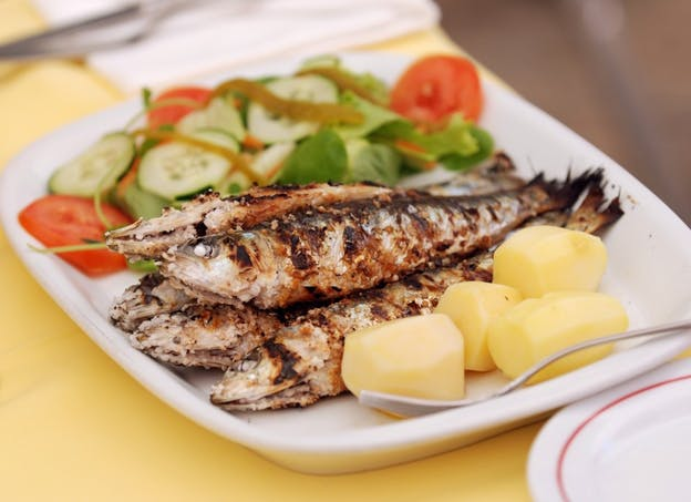 Mangez des poissons gras