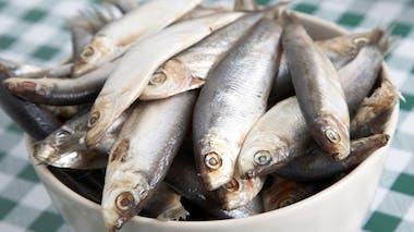 Je consomme les sardines… avec arêtes
