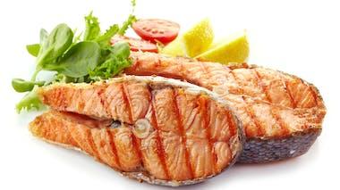 Je ne consomme pas de poissons à tous les repas