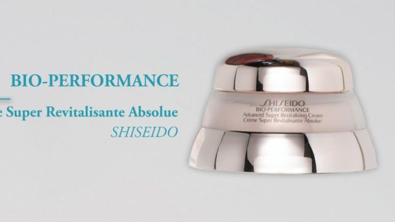 SHISEIDO, BIO-PERFORMANCE