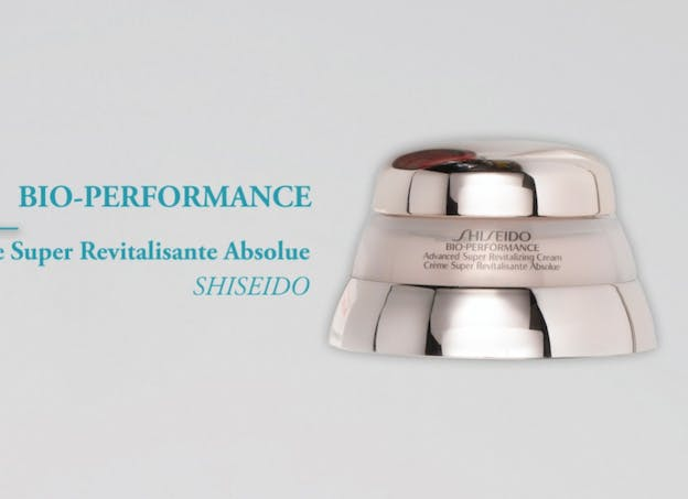 SHISEIDO, BIO-PERFORMANCE