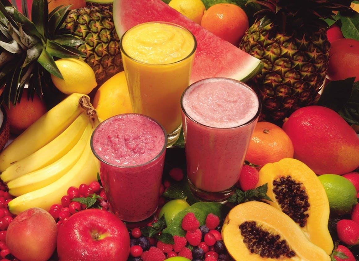 Pressés ou mixés : des vitamines en cascade