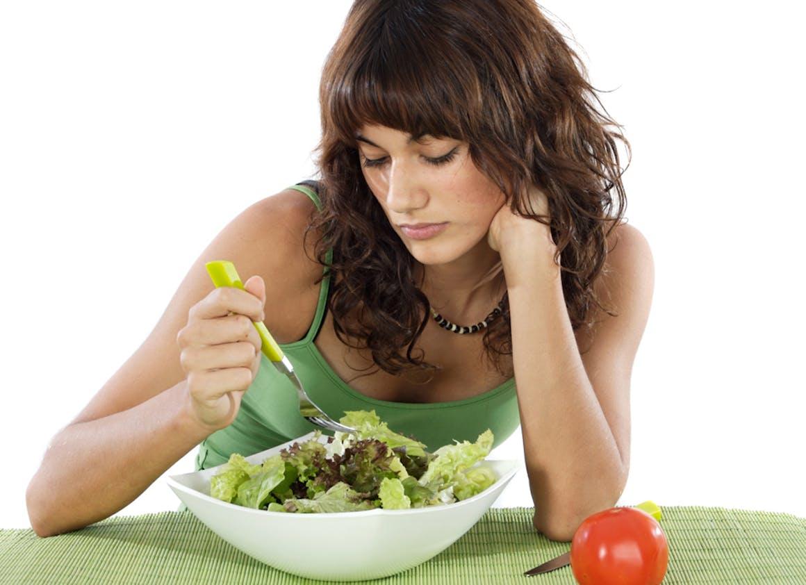 Des troubles de l'alimentation