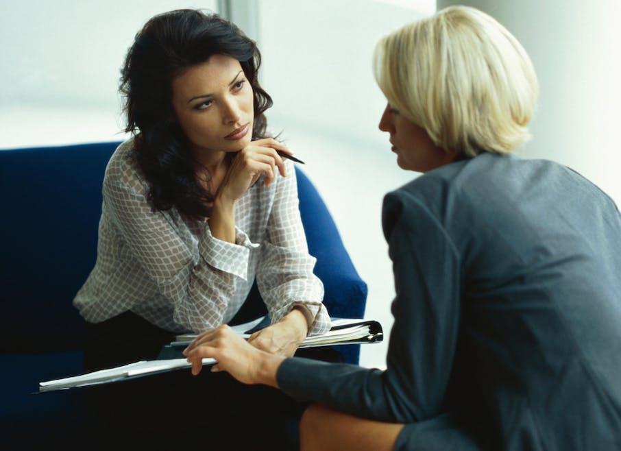 Une psychothérapie comportementale et cognitive en cas d'anxiété chronique