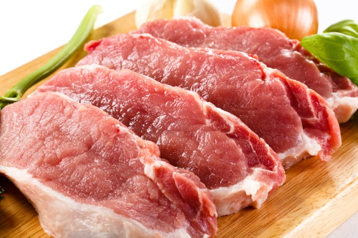 Je limite ma consommation en viande