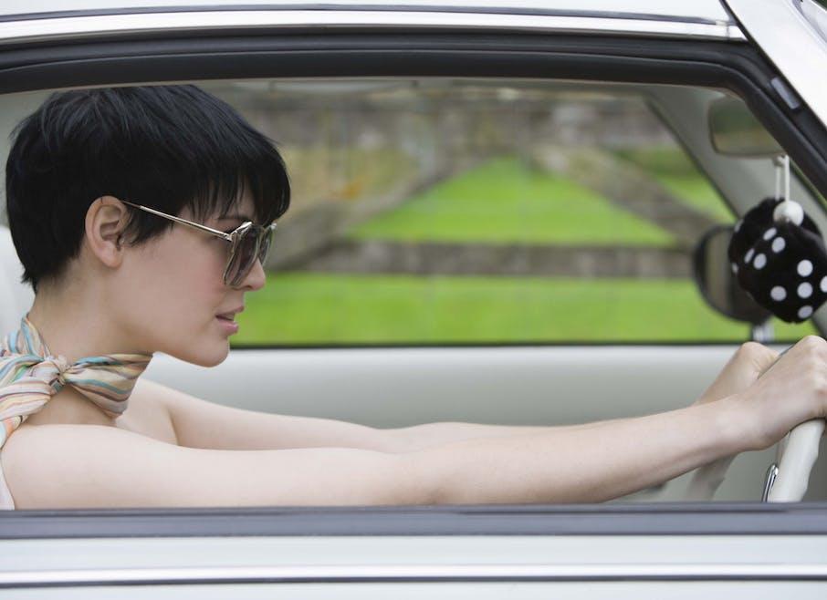 La bonne posture quand vous conduisez