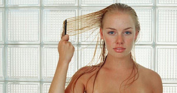 Coloration des cheveux Г 8 mois de gestation