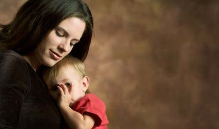 Cancer du sein: annoncer la maladie aux enfants