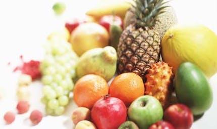 Plus de fruits aux menus!