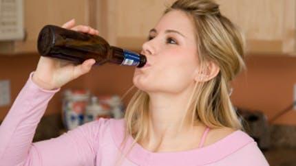 Vivre avec une personne alcoolique