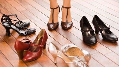 Chaussures à talons: sont-elles bonnes pour notre santé?
